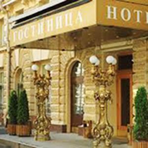 Гостиницы Анучино