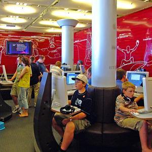 Интернет-кафе Анучино