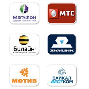 Операторы сотовой связи Анучино