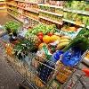 Магазины продуктов в Анучино
