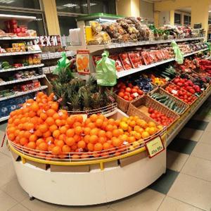 Супермаркеты Анучино