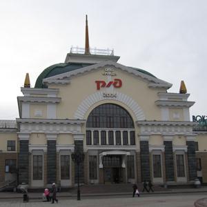 Железнодорожные вокзалы Анучино